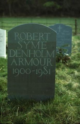 Armour memorial