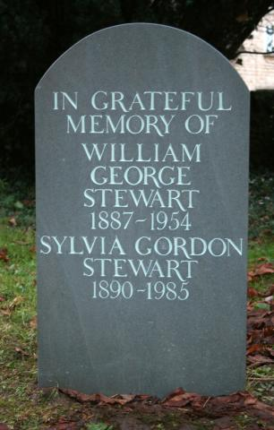 Stewart memorial